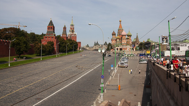 Kremlin 1.15 Moscow, Russia