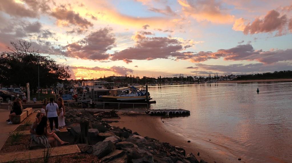 View to Westport, Port Macquarie