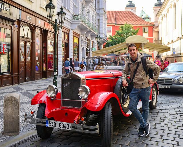 Diario de un Mentiroso en Praga