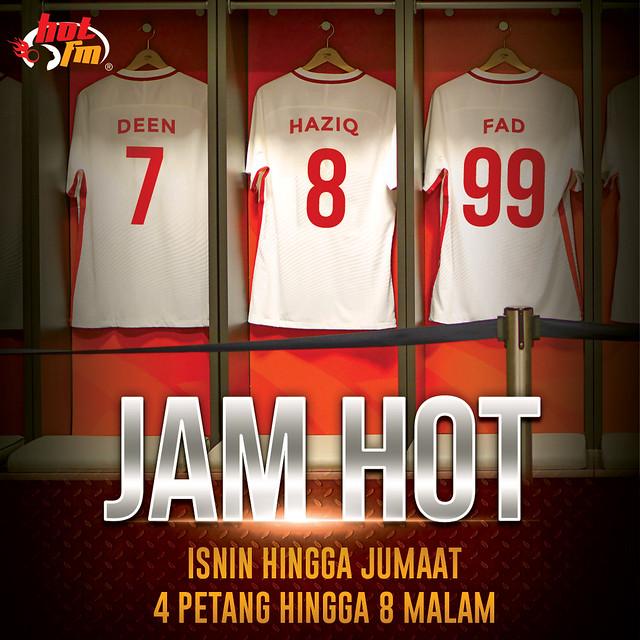 Jam Hot Poster