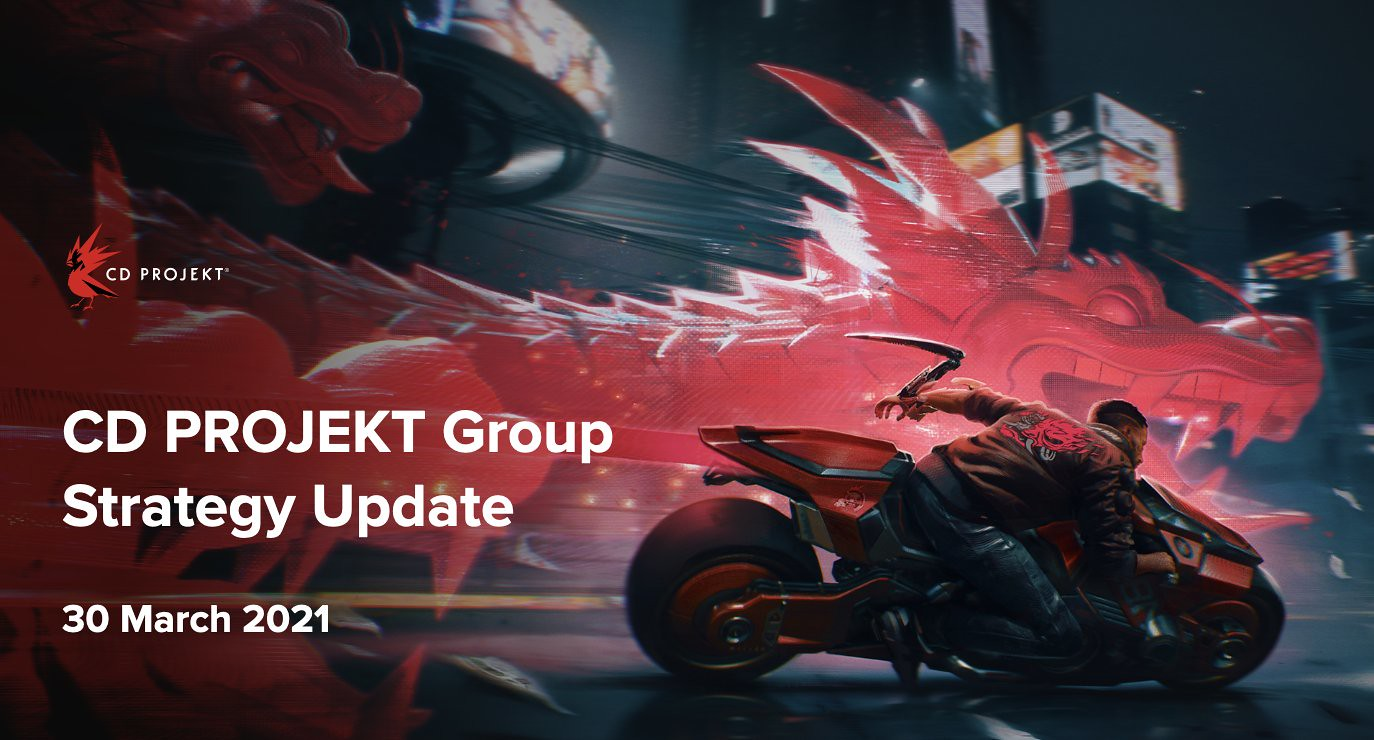 CD Projekt Group Strategy Update