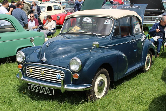 213 Morris Minor 1000 (Mod) (Series III) Convertible (1958)