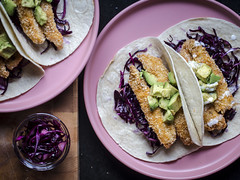 Chefs Plate Oven Baked Fish Tacos