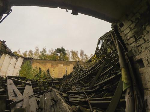 forstzinna urbex urbanexploration fotostrasse sovietbase military abandoned militarybase j¨terbog brandenburg jüterbog