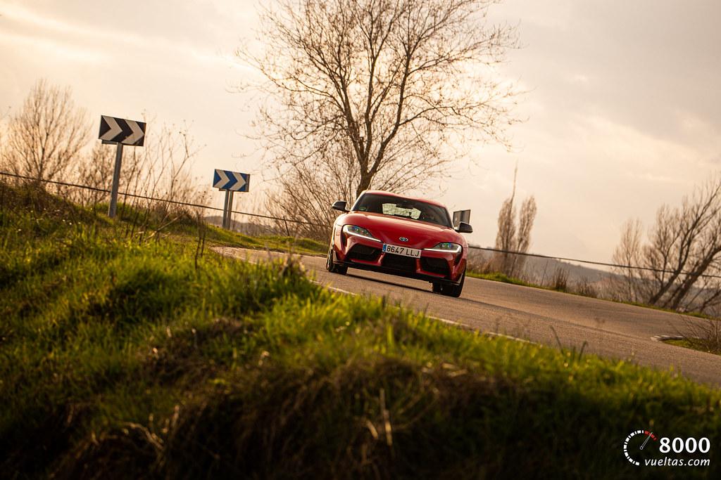 Toyota Supra -  8000vueltas-38