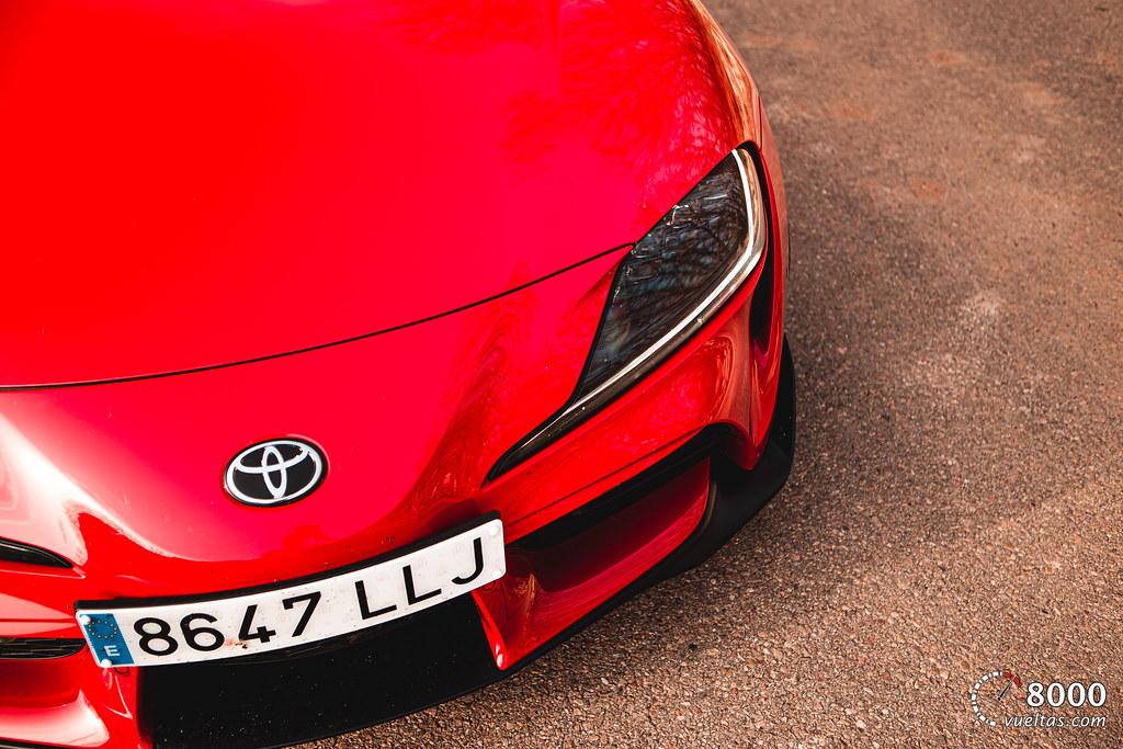Toyota Supra -  8000vueltas-15
