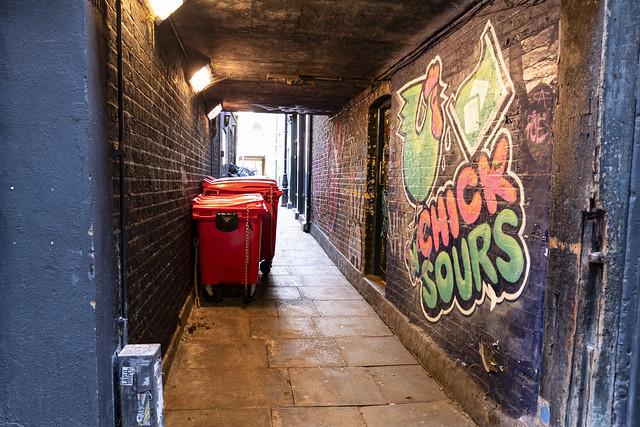 Passageway, Spitalfields