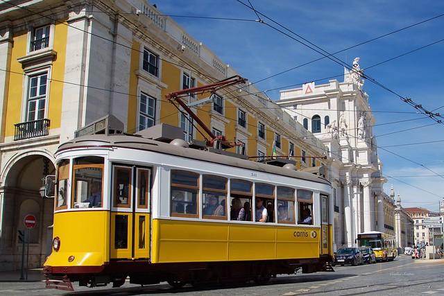 Eléctricos de Lisboa (Lisbon Trams)