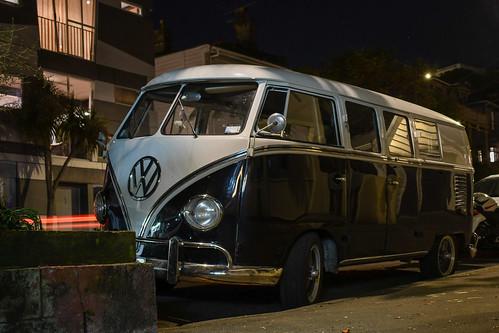 <p>1960 VW Microbus</p>