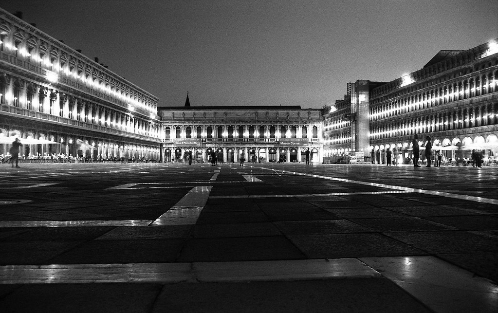 Venezia III: Piazza San Marco