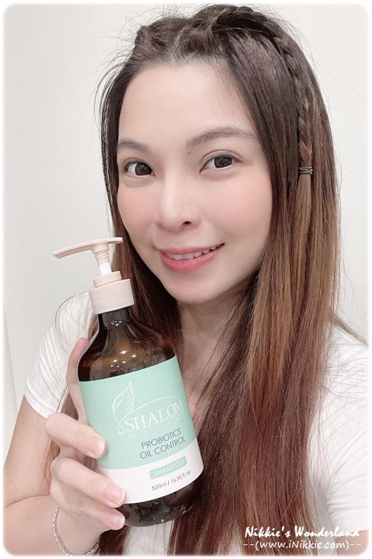SHALOM 希樂 益生菌控油淨化洗髮精