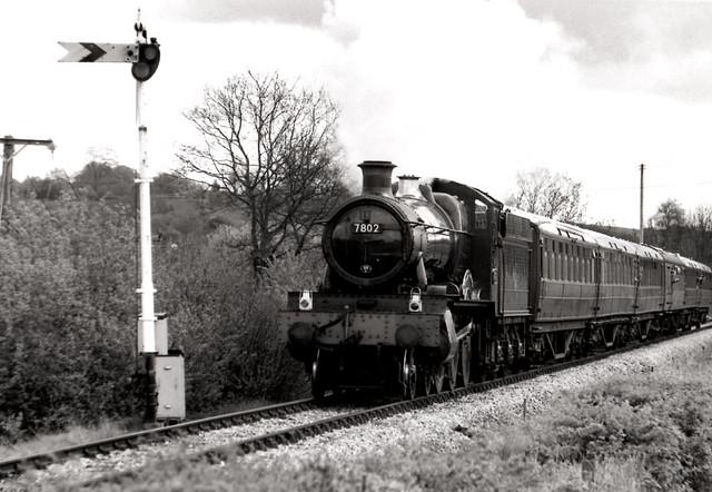 S V R GWR MANOR