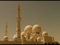 MESQUITA SHEIKH ZAYED EM ABU DHABI - 2011