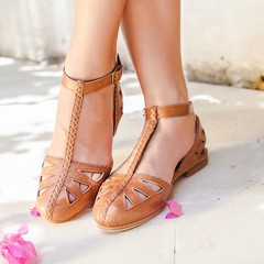 Do you love these BOINTY Leather Flats as much as we do? u2728