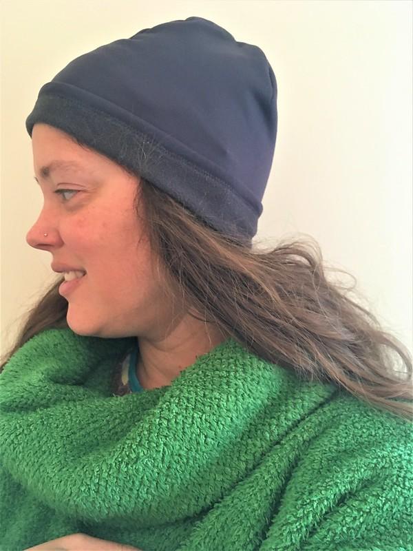 Last Stitch Ullvi Slouchy Hats in Polartec Fleece