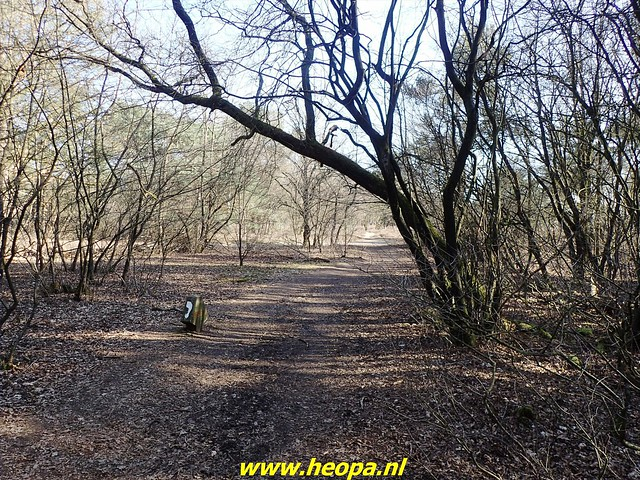 2021-03-02   Voetstappen pad   Hilversum 31 Km   (48)
