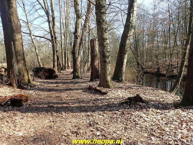 2021-03-02   Voetstappen pad   Hilversum 31 Km   (38)