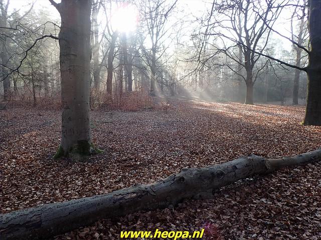 2021-03-02   Voetstappen pad   Hilversum 31 Km   (14)