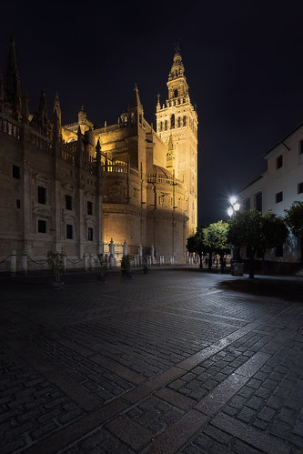 Privileges of Sevilla...(Giralda)