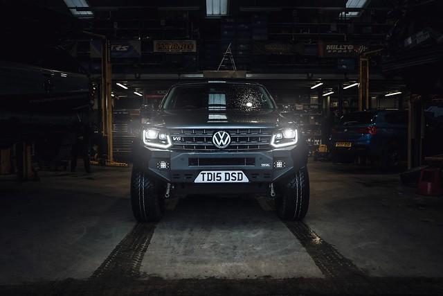 Our VW Amarok