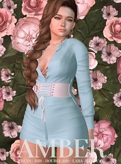 AMBER // Gala Fair Spring Edition by Tres Chic