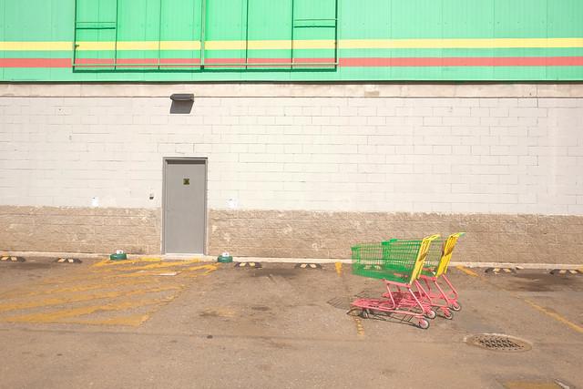 Supermarket, 2019