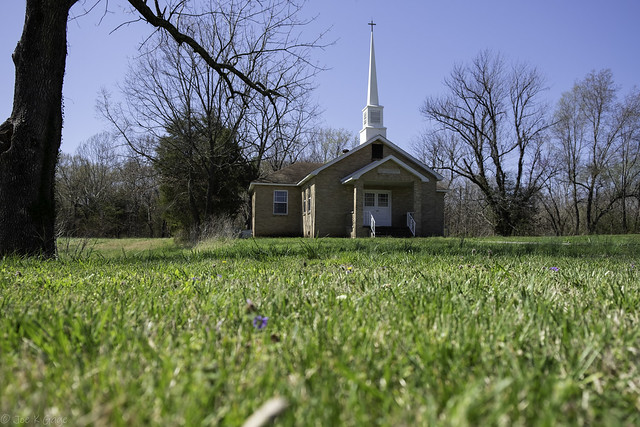 Grandma's Church