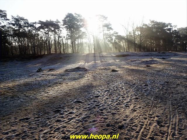 2021-03-02   Voetstappen pad   Hilversum 31 Km   (9)