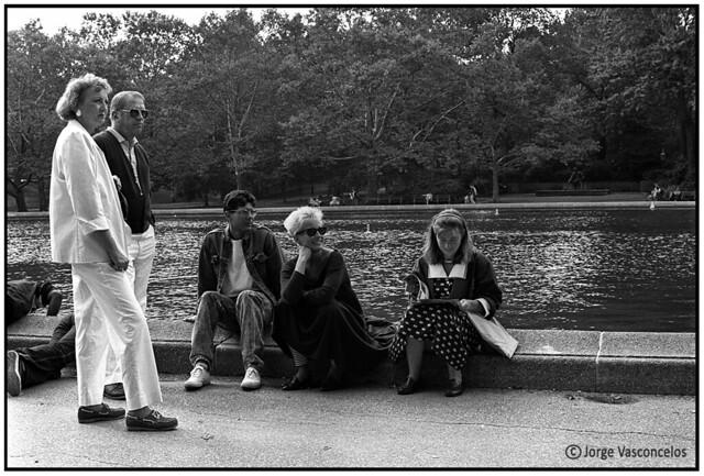Central Park - New York City - Kodak TMY - 23 september 1987