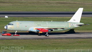 Jet Smart A320-271N msn 10601 F-WWIC