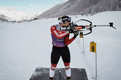 Baiba Bendika za necelé 2 týdny stihla závody MS v biatlonu, MS v běž. lyžování a SP v biatlonu