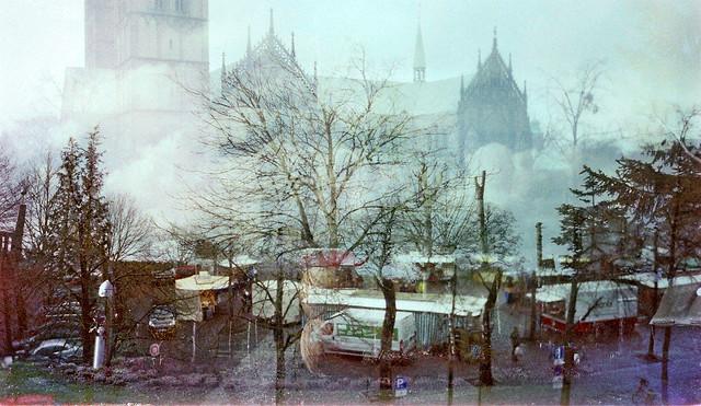 Dom in Wolken - I shot film