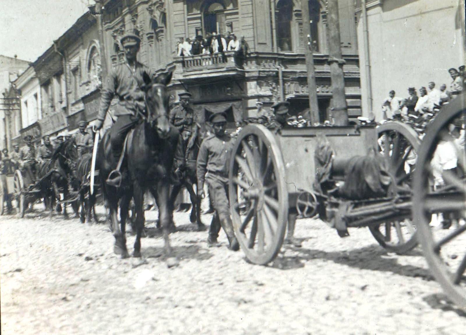161. 1919. Чествование генерала Кутепова в Харькове