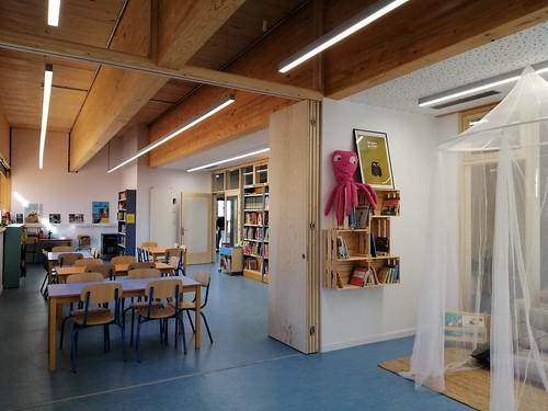 Nova biblioteca