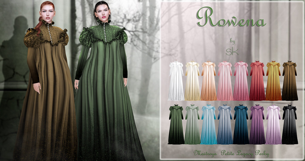 Rowena by SK Poster