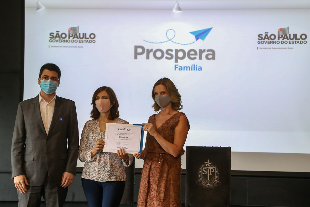 Lançamento do Programa Próspera Família
