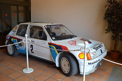 PEUGEOT 205 T16 - 1983