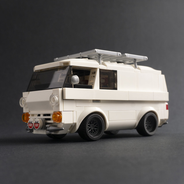 '64 Chevy Van