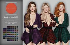 KiB Designs - Dasha Jacket @Designer Showcase 5th March