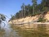 Lake Superior Bluff Erosion