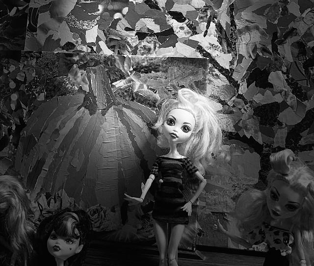 Monster Girl Noir