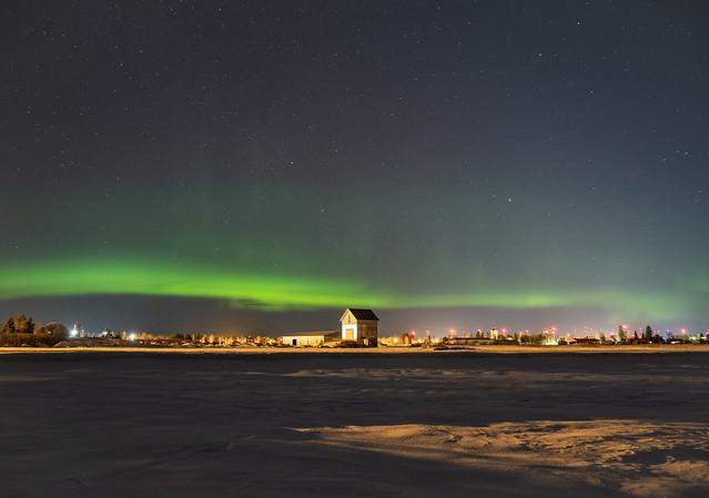 a little northern lights