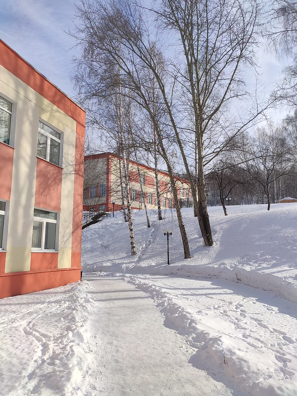 Прокопьевск - Зенково - Санаторий Шахтер - Подъем на гору
