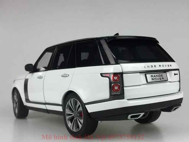 LCD 1 18 Range Rover SV facelift mo hinh o to xe hoi