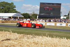 Ferrari F310B 3.0-litre V10 1997, Michael Schumacher at Fifty, Speed Kings, Motorsport's Record Breakers, Goodwood Festival of Speed