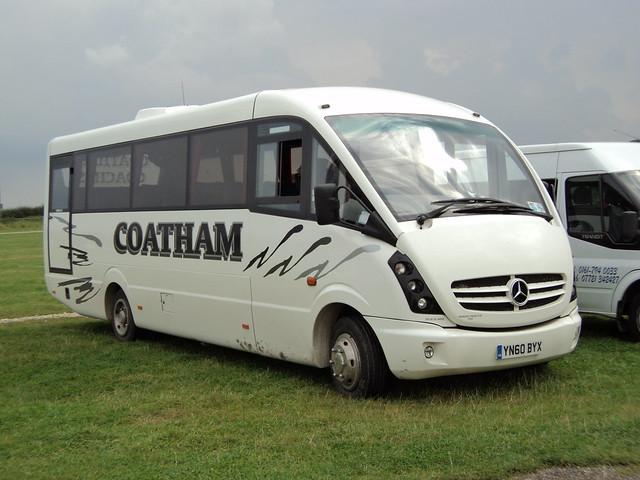 Coatham Coaches of Saltburn YN60BYX