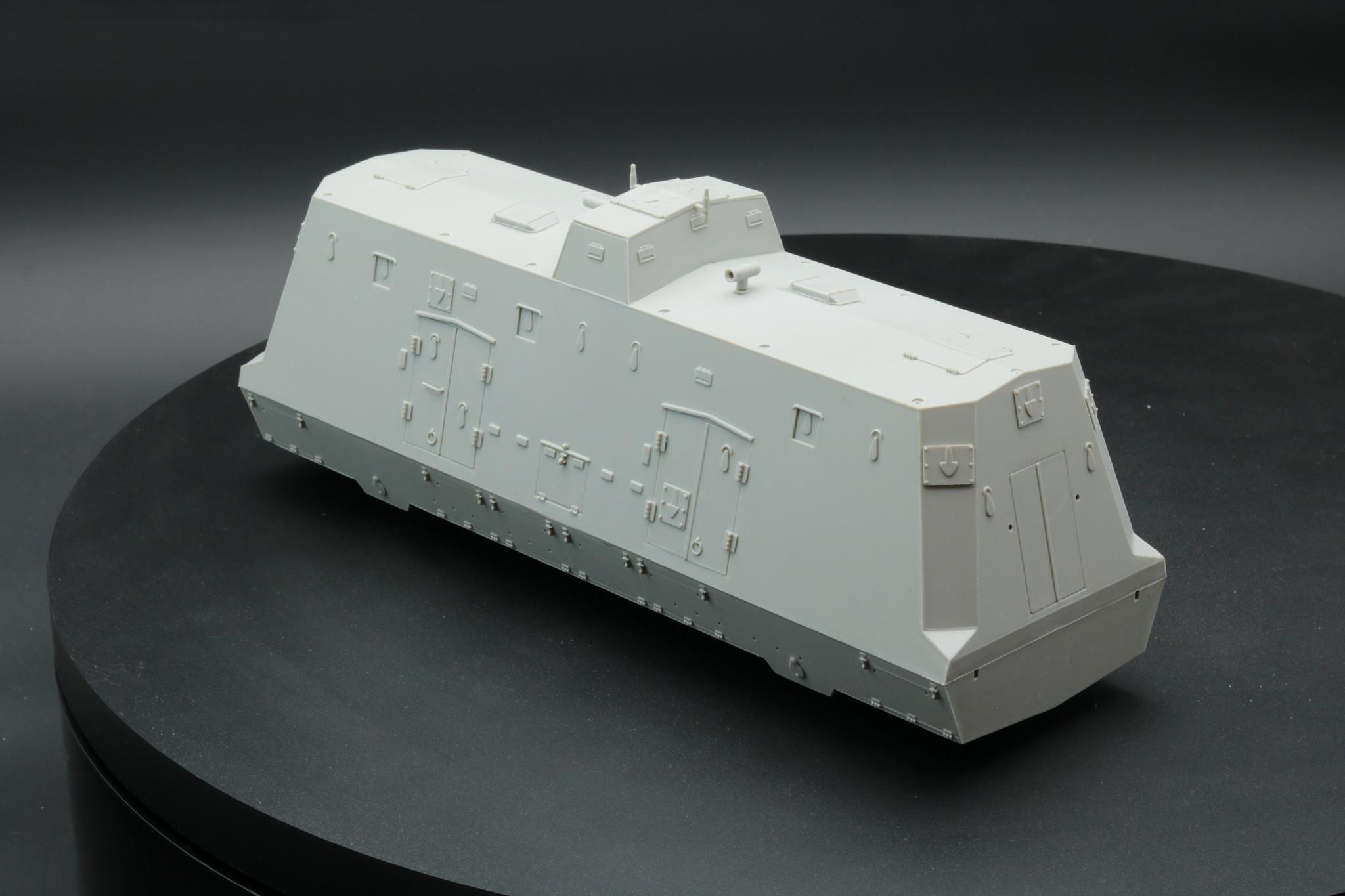 BP42 commandowagen