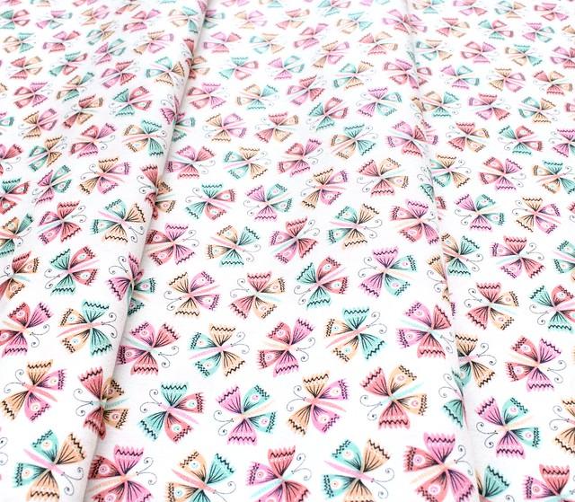Cloud9 Fabrics Tropical Garden 227011 Flutter