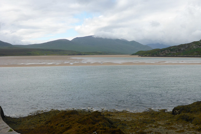 The Kyle of Durness from Keoldale