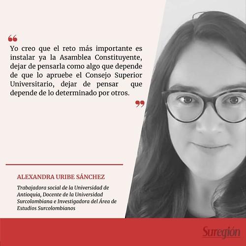 Reflexiones en el marco del Encuentro Estudiantil Surcolombiano